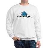 Volleyball starbust blue Jumper