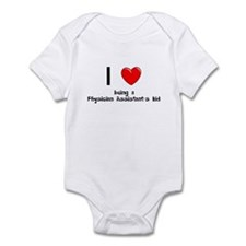 Physician Assistant Onesie