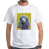 Jaz the Standard Poodle T-Shirt