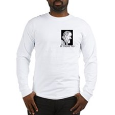 St. Padre Pio Long Sleeve T-Shirt