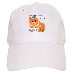 Love My Cat Cap