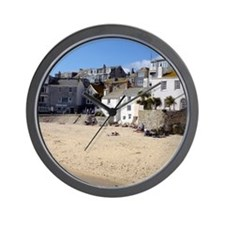 St Ives Harbour, Cornwall Wall Clock