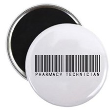 Pharmacy Technician Barcode Magnet