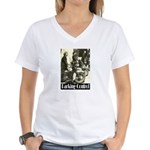 Parking Control Women's V-Neck T-Shirt