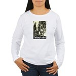 Parking Control Women's Long Sleeve T-Shirt