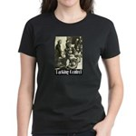 Parking Control Women's Dark T-Shirt
