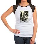 Parking Control Women's Cap Sleeve T-Shirt