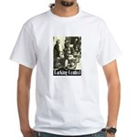 Parking Control White T-Shirt