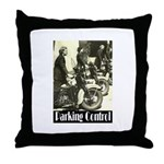 Parking Control Throw Pillow