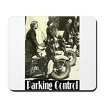 Parking Control Mousepad