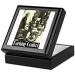 Parking Control Keepsake Box