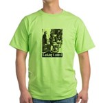 Parking Control Green T-Shirt