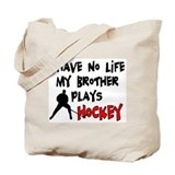 No Life Brother Tote Bag