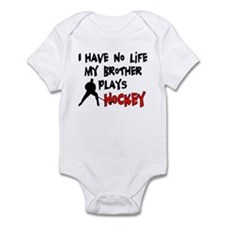 No Life Brother Infant Bodysuit