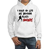 No Life Brother Jumper Hoody