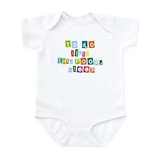 To do list Baby Infant Bodysuit