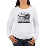 C.S.I. Illinois Women's Long Sleeve T-Shirt