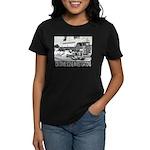 C.S.I. Illinois Women's Dark T-Shirt