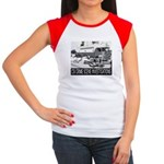 C.S.I. Illinois Women's Cap Sleeve T-Shirt