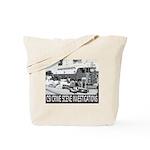 C.S.I. Illinois Tote Bag