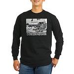 C.S.I. Illinois Long Sleeve Dark T-Shirt