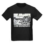 C.S.I. Illinois Kids Dark T-Shirt
