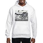C.S.I. Illinois Hooded Sweatshirt
