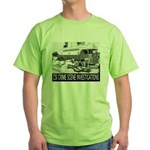 C.S.I. Illinois Green T-Shirt