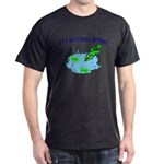 Froggy Dipping Dark T-Shirt