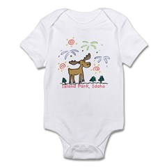 Infant Moose Bodysuit
