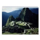 MACHU PICCHU Wall Calendar