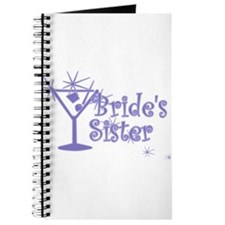 Indigo C Martini Bride's Sister Journal