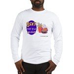 Sexy Fast Food Worker Long Sleeve T-Shirt