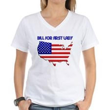 BILL FOR FIRST LADY Shirt