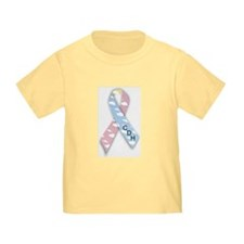CDH Awareness Ribbon T
