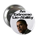 "Obama Lie-Ability 2.25"" Button"