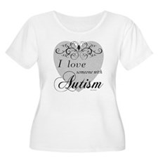 I love Someone With Autism ~ T-Shirt