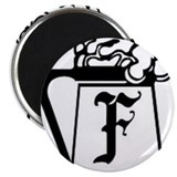 Friar 2.25&quot; Magnet (100 pack)
