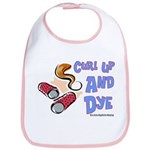 Curl Up And Dye Salon Bib