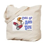 Curl Up And Dye Salon Tote Bag