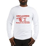 Unclaimed Long Sleeve T-Shirt