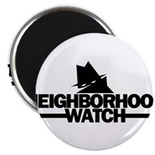 "Cute Neighborhoods 2.25"" Magnet (100 pack)"