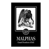 Malphas Postcards (Package of 8)