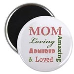 Mom Mother's Day Magnet