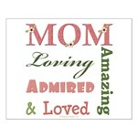 Mom Mother's Day Small Poster