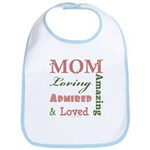Mom Mother's Day Bib