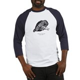 Northen Hawk Owl Baseball Jersey!