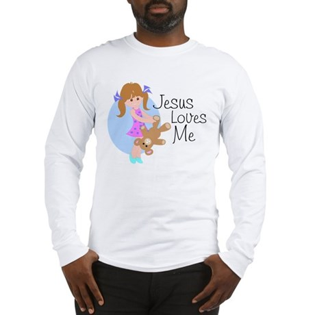 Jesus Loves Me Long Sleeve T-Shirt