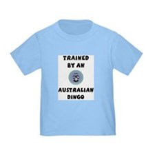 Trained by a Dingo T