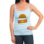 Topless Beach Jr. Spaghetti Tank